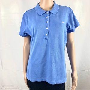 Vineyard Vines Polo Shirt XL Blue Short Sleeve